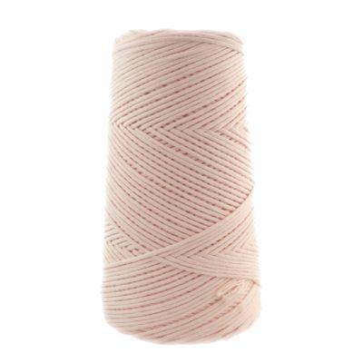 algodón color rosa palo