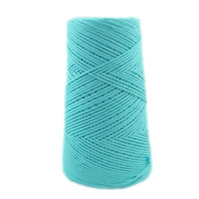 algodón turquesa