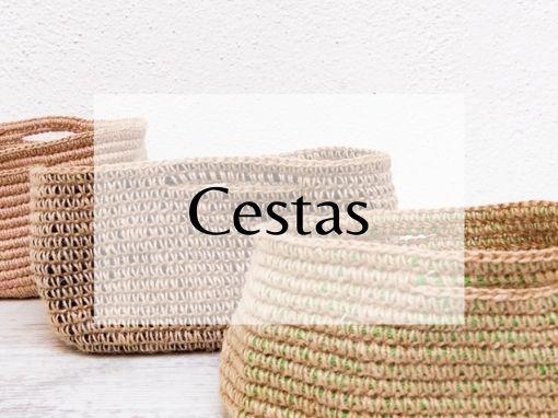 cartel cestas