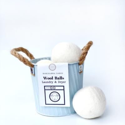 kit de tres bolas de lavado