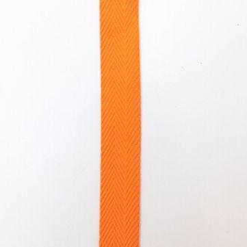 cinta color naranja