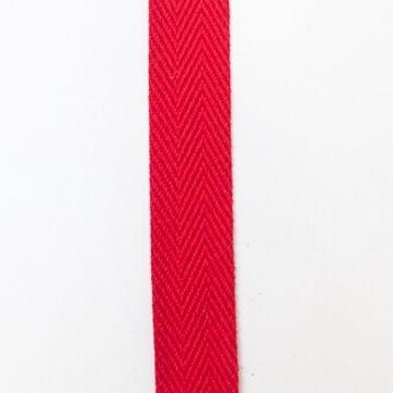cinta color rojo
