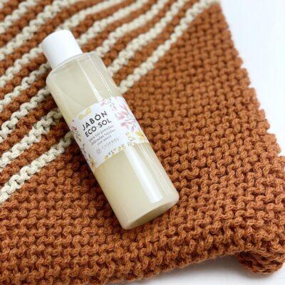 jabón ecológico